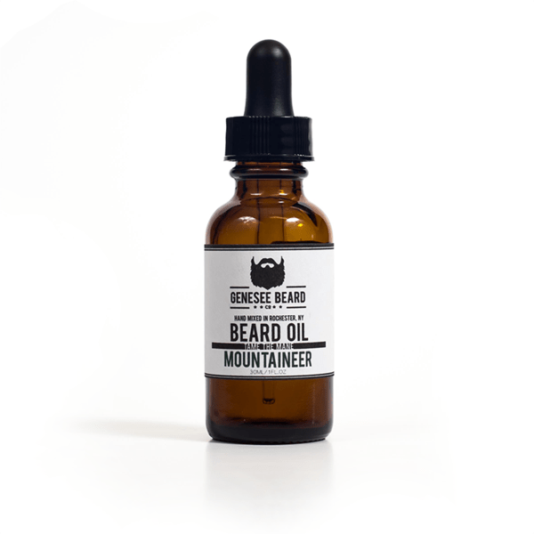 Genesee Beard Co 'Mountaineer' Beard Oil