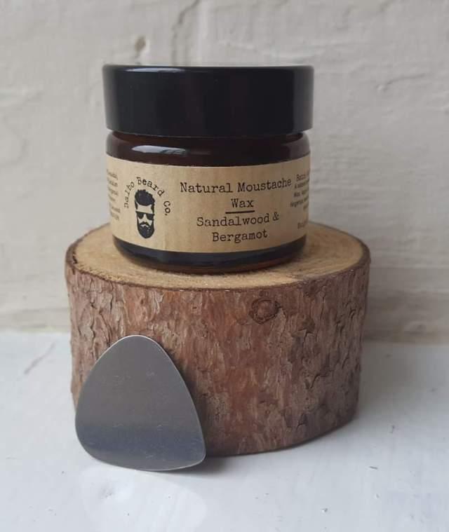 Review: Balbo Beard Co 'Bergamot & Sandalwood' Moustache Wax