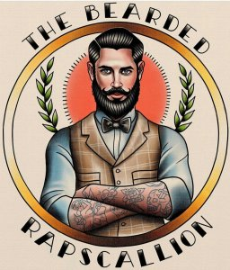 The Bearded Rapscallion logo