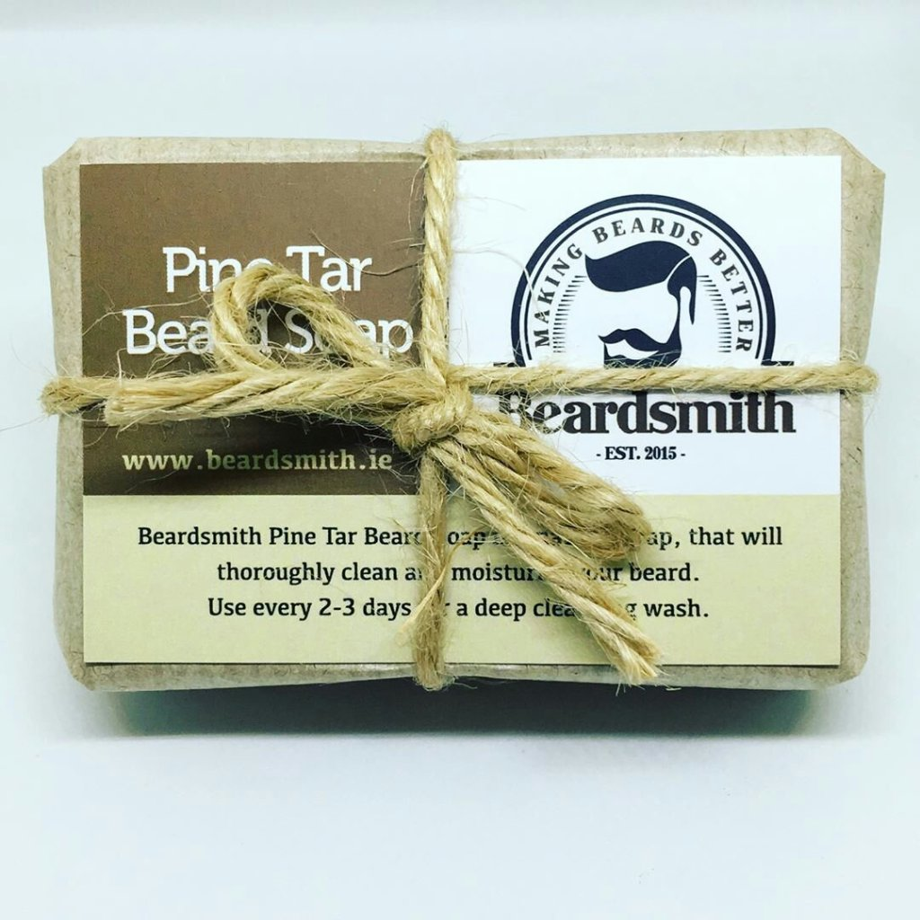 Beardsmith Pine Tar Soap