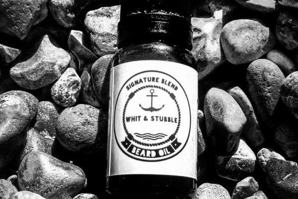 Whit & Stubble 'Signature Blend' Beard Oil