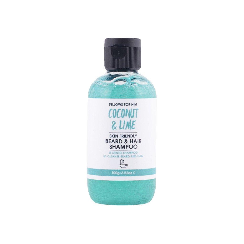 Review: Fellows For Him 'Coconut & Lime' Beard & Hair Shampoo