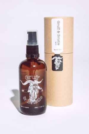 Gruff and Bristle Beard Oil