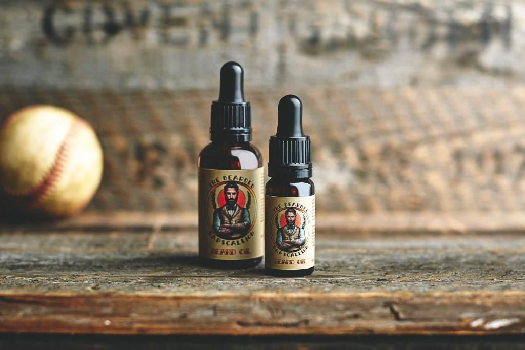 The Bearded Rapscallion 'The Loveable Rogue' Beard Oil