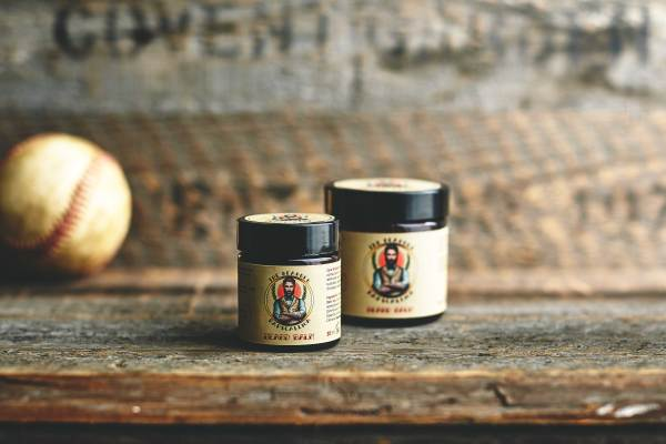 The Bearded Rapscallion 'The Peaky Blinder' Beard Balm