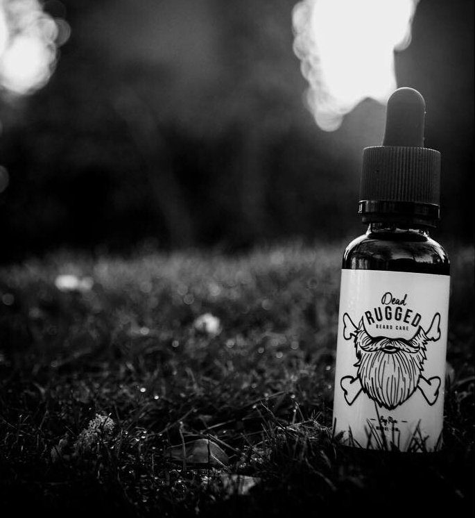 Dead Rugged Beard Care 'Bay Rum' Beard Oil