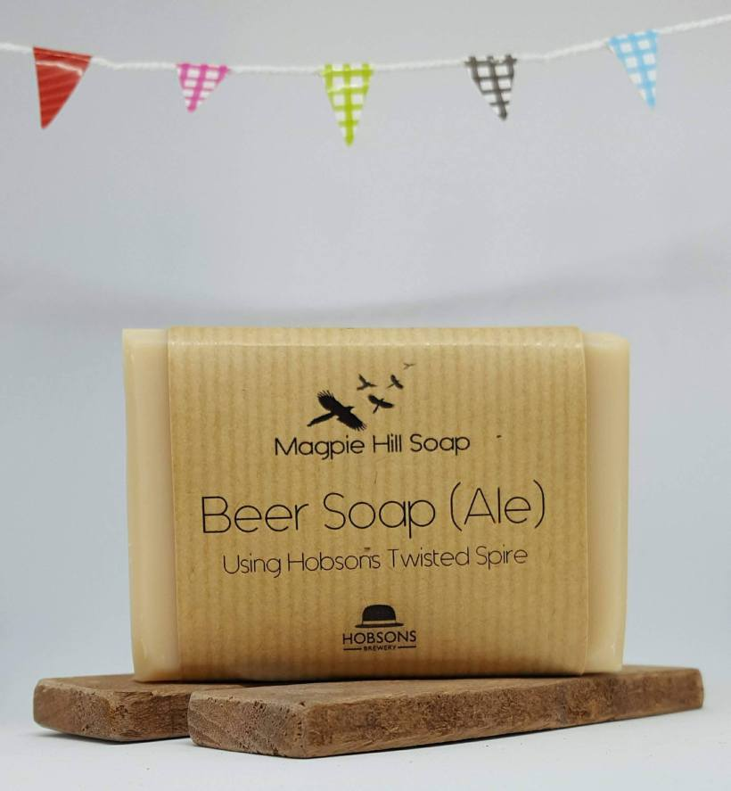 Magpie Hill Beer Soaps