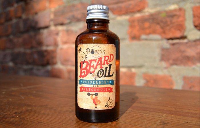 Bobo's 'Peppermint & Patchouli' Beard Oil