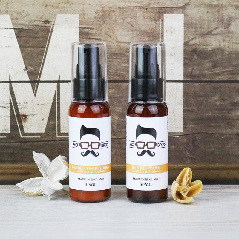 Mo Bro's Grooming 'Vanilla & Mango' Wash & Conditioner