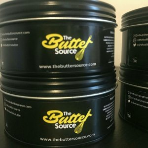 The Butter Source 'Vanilla' Beard Butter