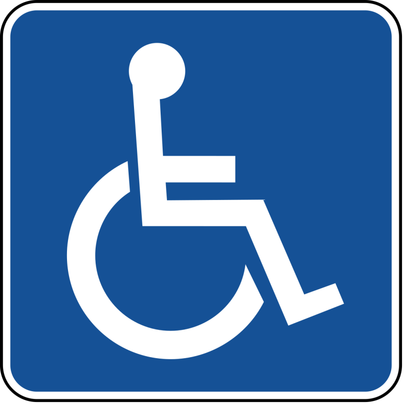 Do we need to change the disability logo?