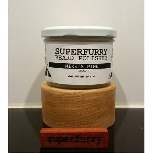 Review: Superfurry 'Mike's Pine' Beard Polisher