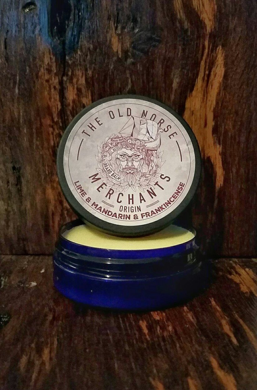 The Old Norse 'Merchants' Beard Balm