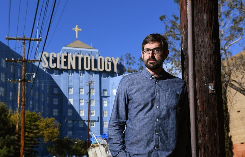 Louis Theroux My Scientology Movie