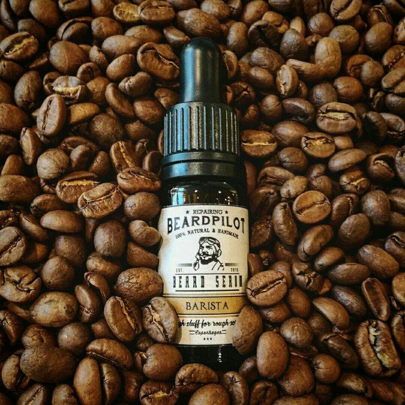 Beardpilot 'Barista' Beard Serum