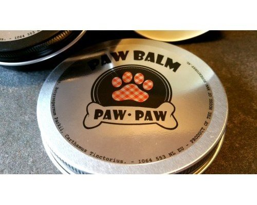 Paw paw balm for dogs