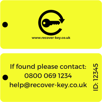 The Recover-Key keyring