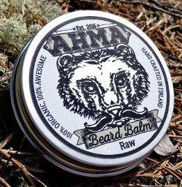 Review: Ahma Beard Products 'Raw' Beard Balm