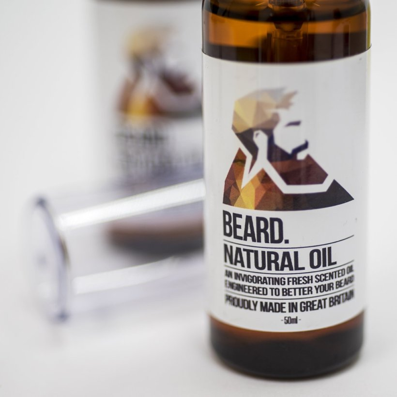 Original Beard Co Beard Oil