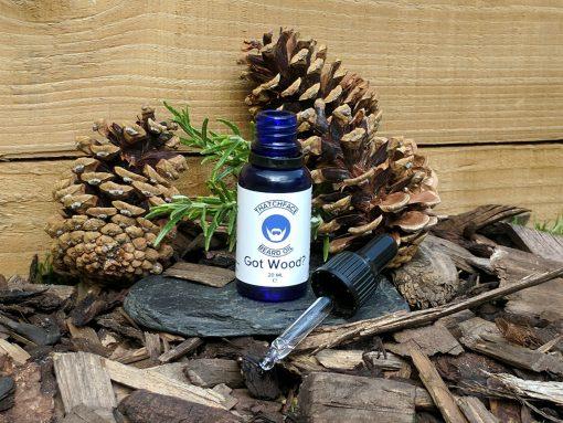 Thatch Face 'Got Wood' Beard Oil