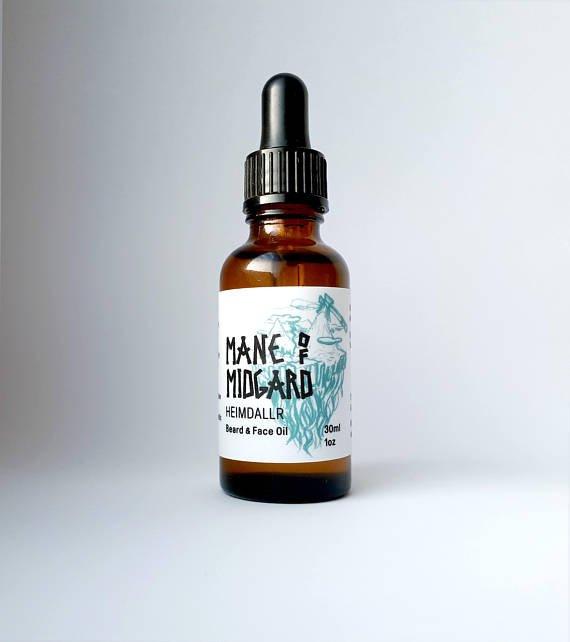 Review of Mane of Midgard Heimdallr Beard Oil