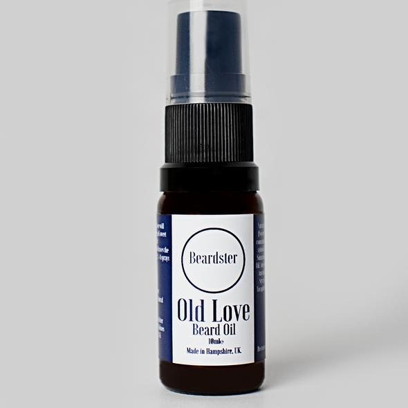Review of Beardster Old Love Beard Oil
