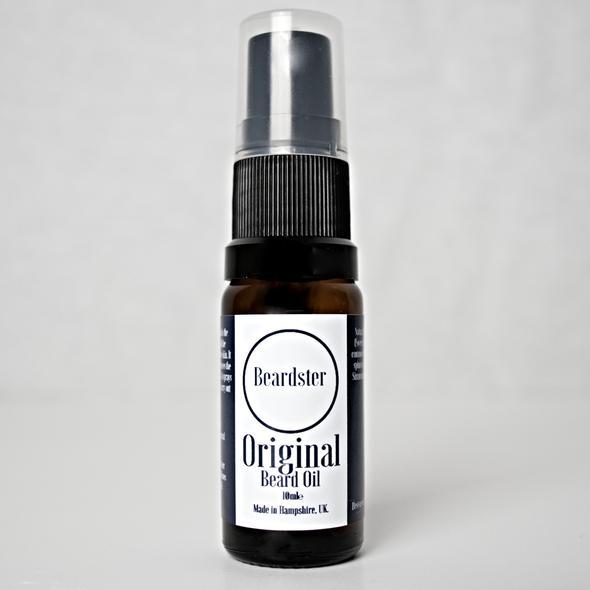 Review of the Beardster Original Beard Oil