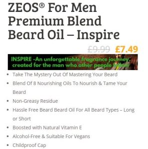 Zeos for Men