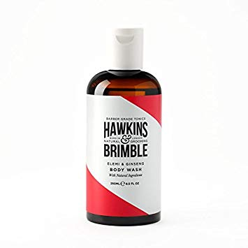 Review of Hawkins & Brimble Body Wash