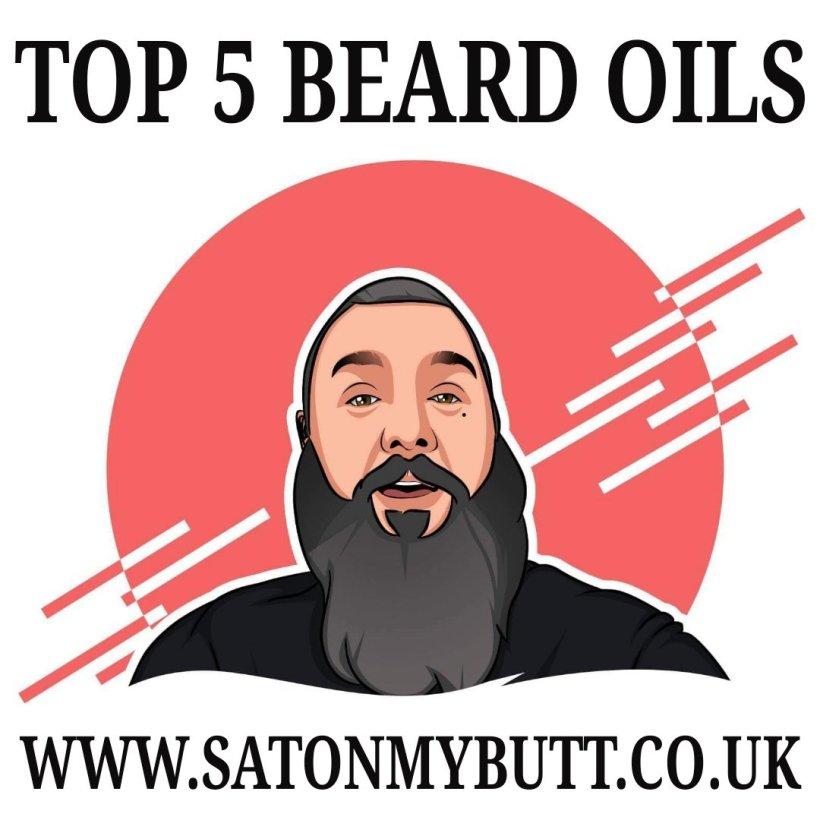 Top 5 Beard Oils You Should Buy!