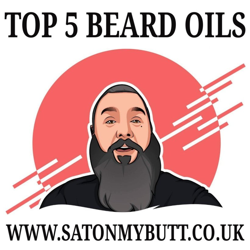 Top 5 Beard Oils You Should Buy!