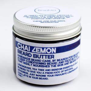 Review of Beardster Chai Lemon Beard Butter