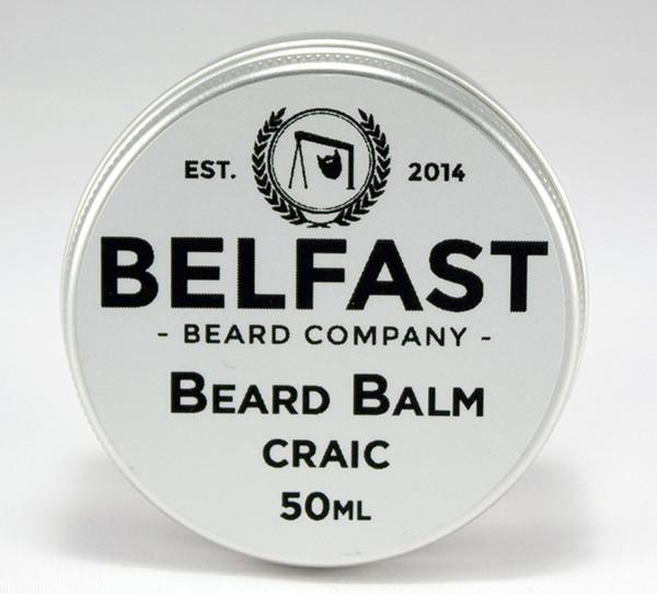 Review of Belfast Beard Co Craic Beard Balm