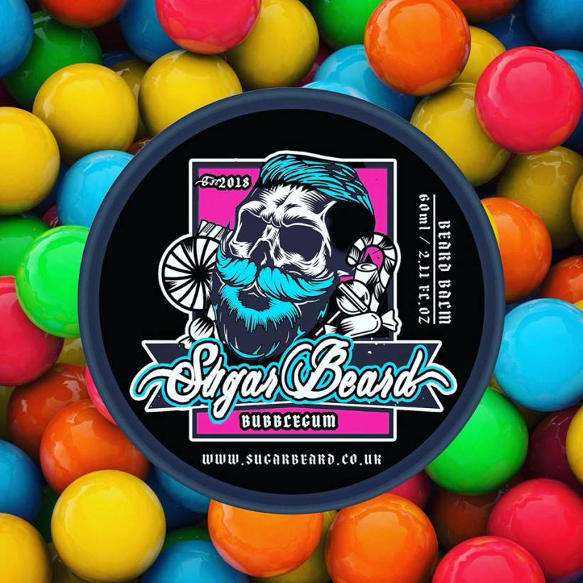 Review of Sugar Beard Bubblegum Beard Balm