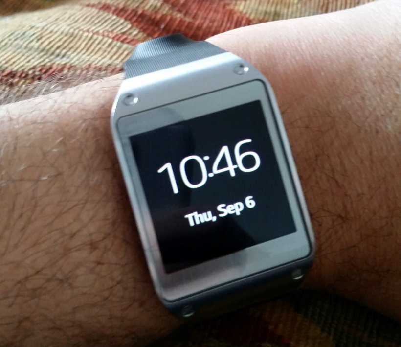 Medication reminders using a Smart Watch