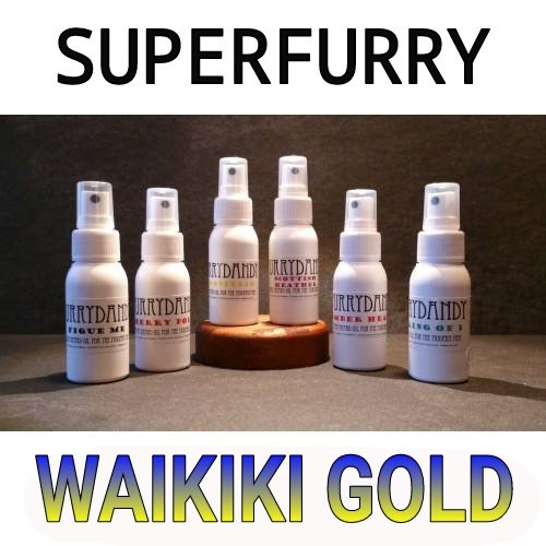 Review of Superfurry FURRYDANDY Waikiki Gold Beard Oil