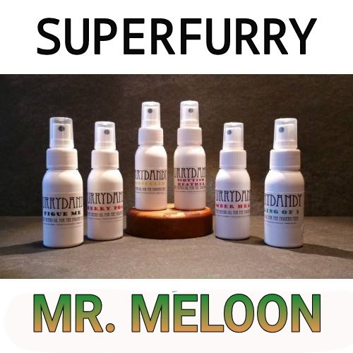 Review of Superfurry FURRYDANDY Mr. Meloon Beard Oil