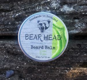Review of the Bear Head Grooming Lime Time Beard Balm