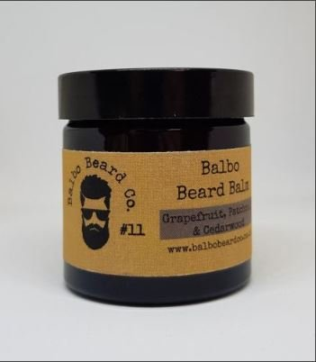 Review of the Balbo Beard Co #11 Beard Balm