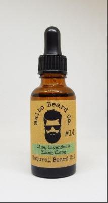 Review of the Balbo Beard Co #14 Beard Oil