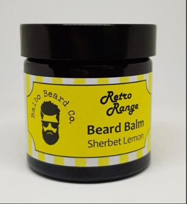 Review of the Balbo Beard Co Sherbet Lemon Beard Balm
