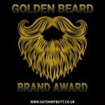 Golden Beard Brand Award