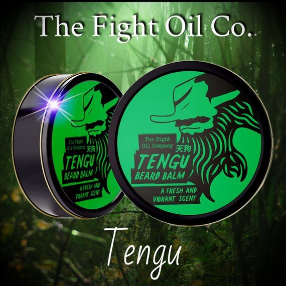 Review of The Fight Oil Co Tengu Beard Balm
