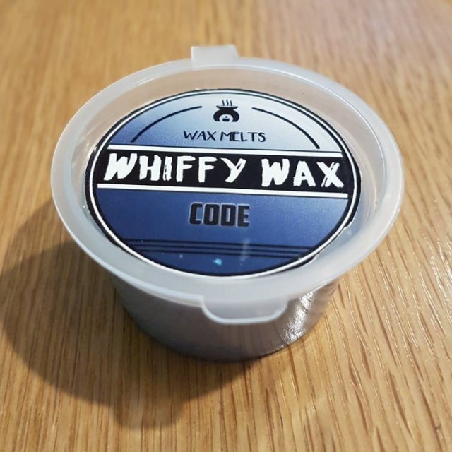 Review of the Whiffy Wax Wax Melts
