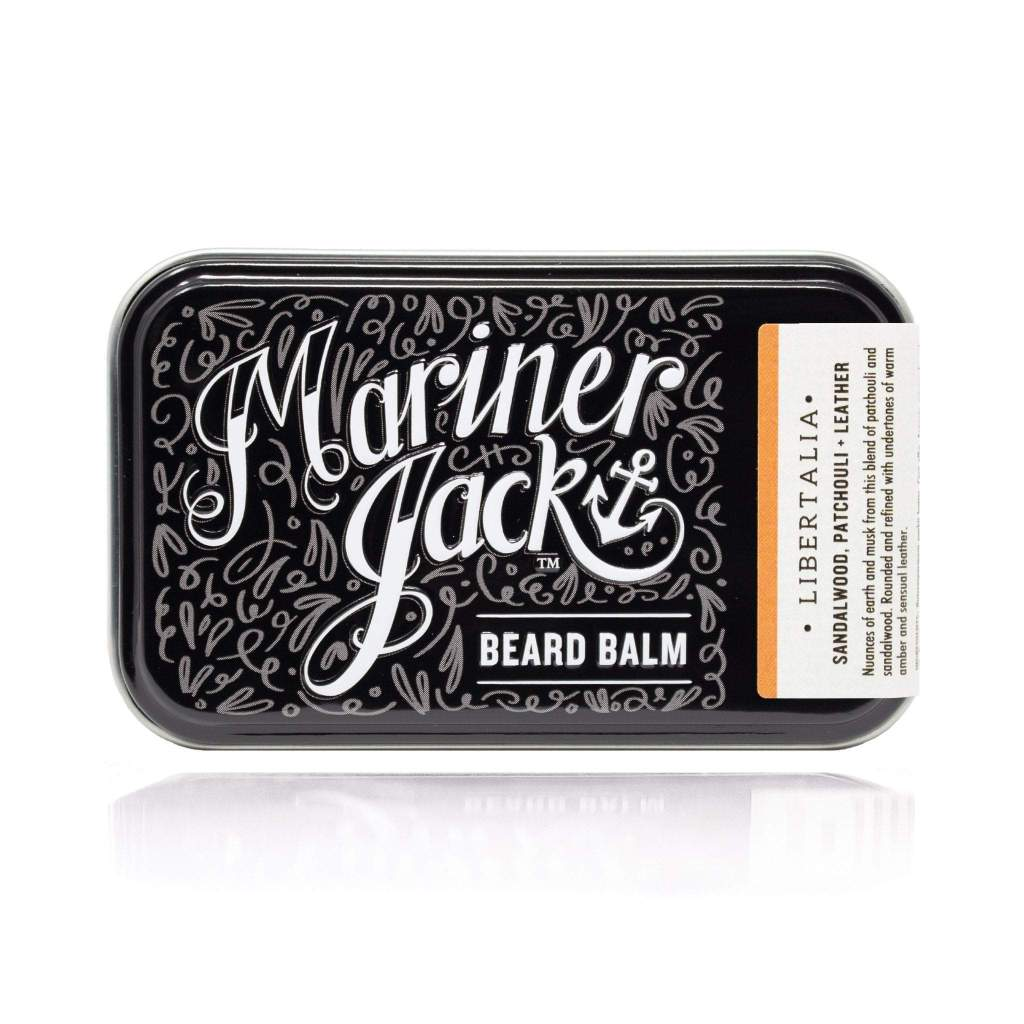 Review of the Mariner Jack Libertalia Beard Balm