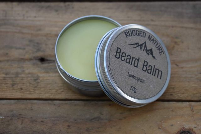 Review of the Rugged Nature Lemongrass Beard Balm