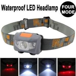 Wish headlamp torch