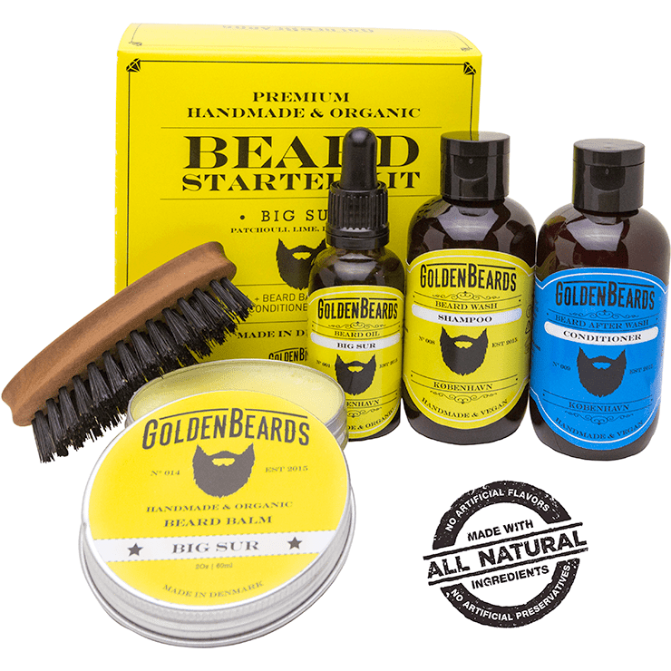 Golden Beards review