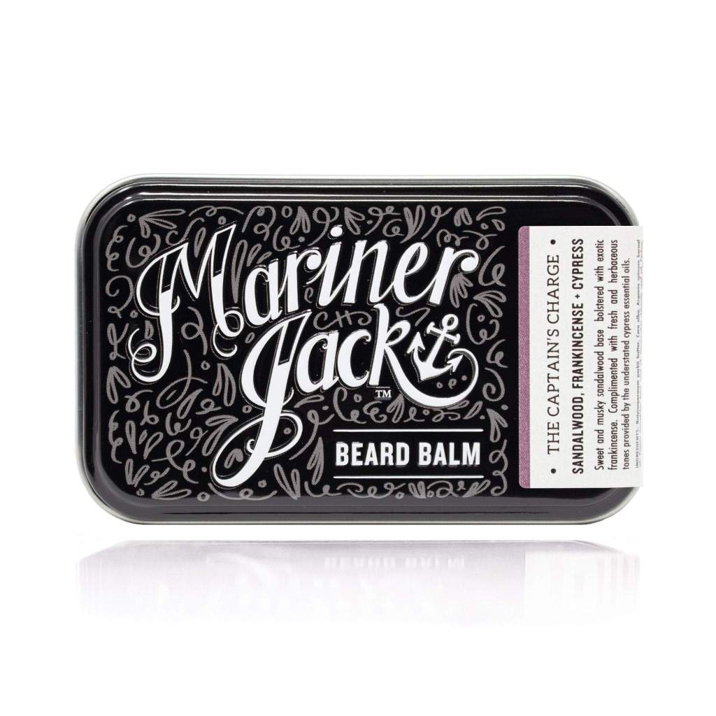 Mariner Jack The Captains Charge Beard Balm review