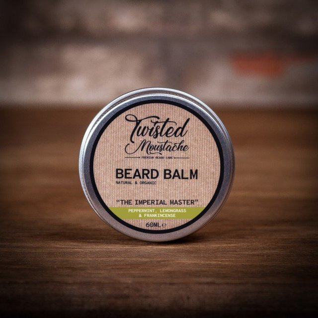 Review of the Twisted Moustache The Imperial Master Beard Balm